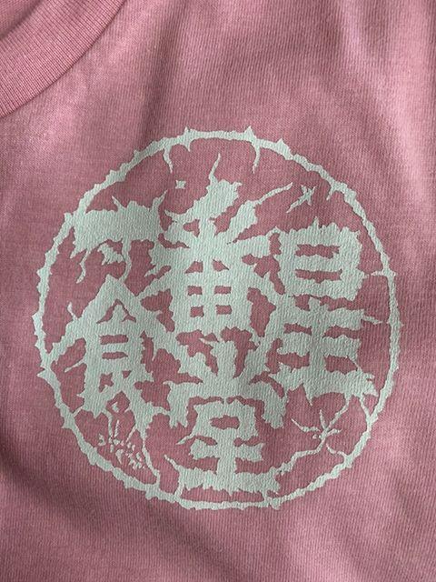 Tシャツ半袖(レディース・Mサイズ)Pink