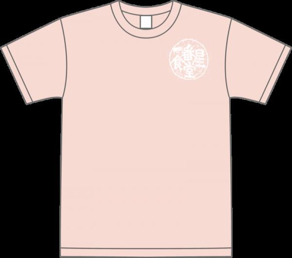 Tシャツ半袖(レディース・Mサイズ)Pale Pink