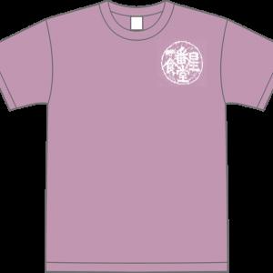 Tシャツ半袖(レディース・Mサイズ)Pale Purple